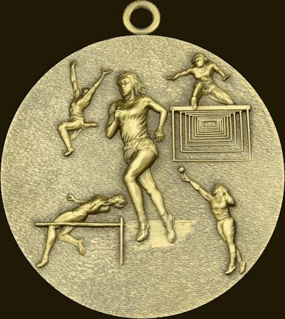 Atletismo Femenino