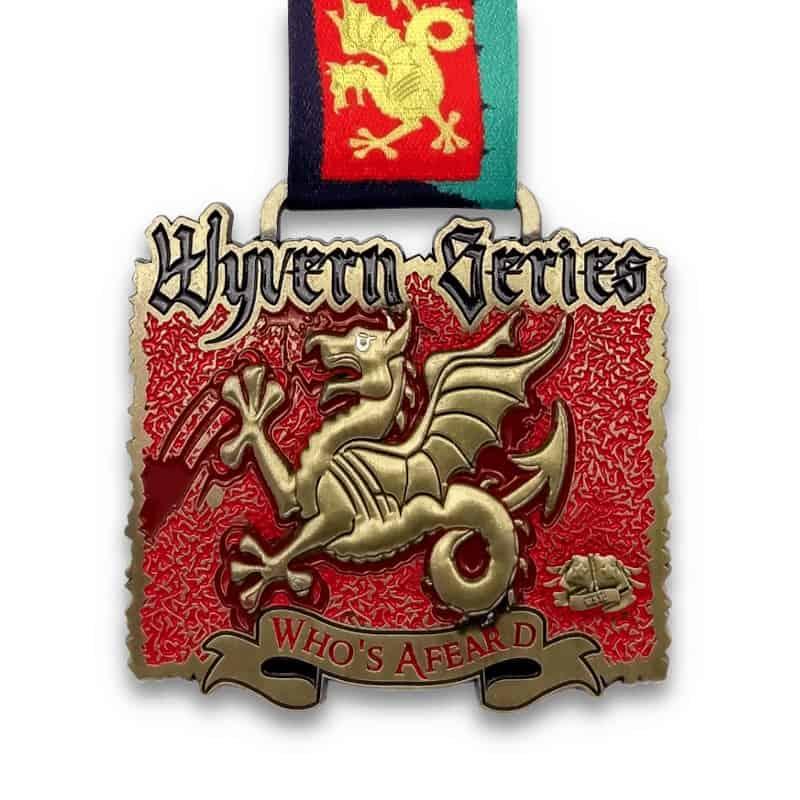 medallas con tu diseño