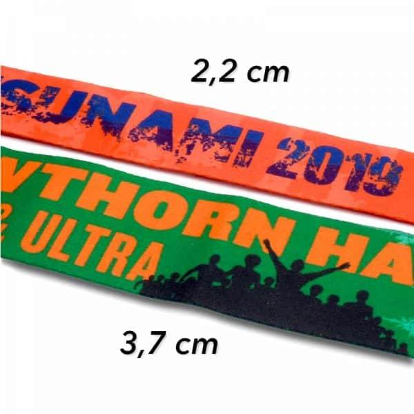 cintas para medalla personalizadas