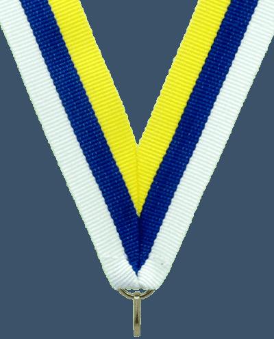 Blanco Azul Amarillo