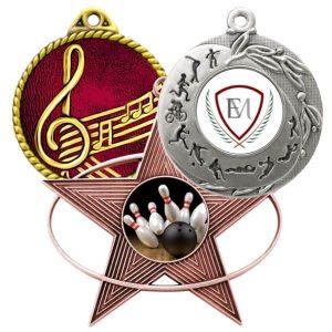 Medallas Portacentros