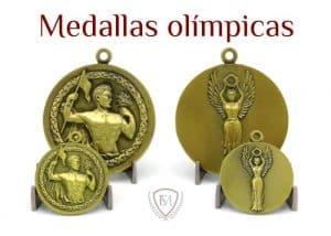 Medallas olímpicas: ¿Es oro todo lo que reluce?