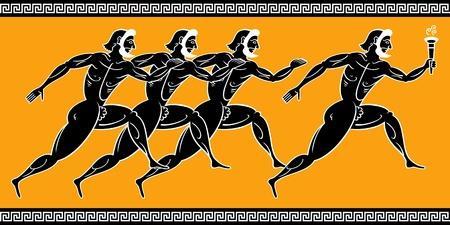 juegos olímipicos antiguos