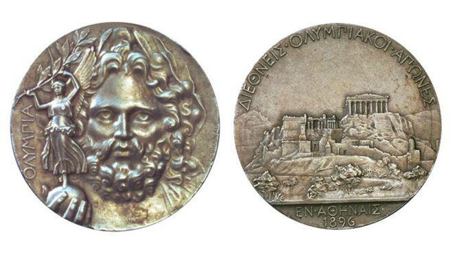 primera medalla olímpica
